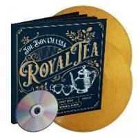 BONAMASSA JOE: ROYAL TEA-LTD. EDITION ARTBOOK ORANGE 2LP+CD