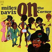 DAVIS MILES: ON THE CORNER LP