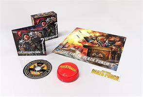 FIVE FINGER DEATH PUNCH: AND JUSTICE FOR NONE-DELUXE BOX SET