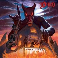 DIO: HOLY DIVER LIVE 2CD