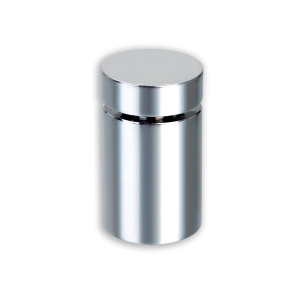 Messing polished chrome (4stk)