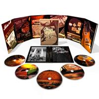 ALLMAN BROTHERS BAND: TROUBLE NO MORE-50TH ANNIVERSARY COLLECTION 5CD
