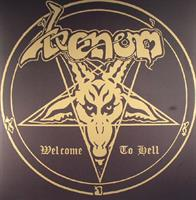 VENOM: WELCOME TO HELL-DELUXE2LP