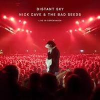 CAVE NICK & THE BAD SEEDS: DISTANT SKY EP - LIVE IN COPENHAGEN LP