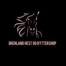 Grenland hest og ryttershop logo