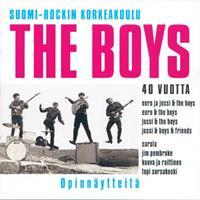 JUSSI & THE BOYS: SUOMIROCKIN KORKEAKOULU-PARHAAT 2CD