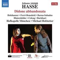 HASSE: DIDONE ABBANDONATA 3CD (FG)