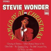 WONDER STEVIE: SOMEDAY AT CHRISTMAS LP