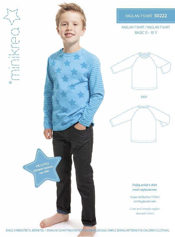 Raglan t-shirt 50222