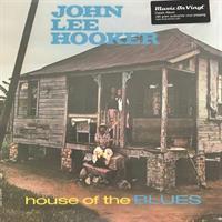 HOOKER JOHN LEE: HOUSE OF THE BLUES LP