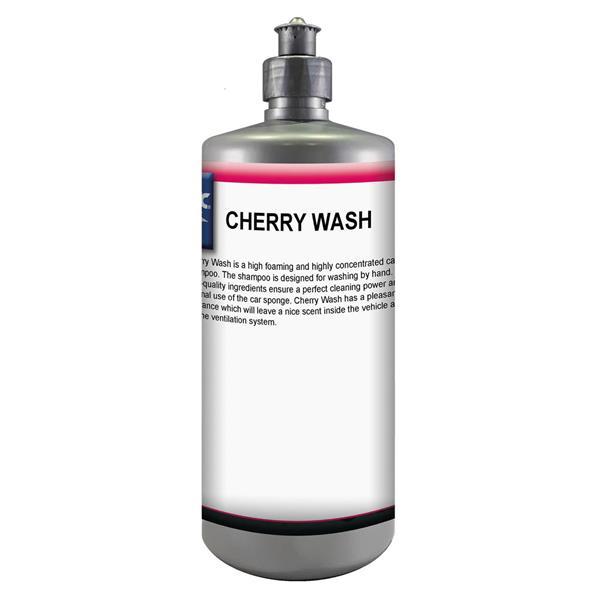 Cherry Wash 1 l - Shampoo tuoksulla