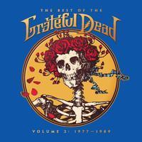 GRATEFUL DEAD: THE BEST OF GRATEFUL DEAD VOL.2 1977-1989 2LP
