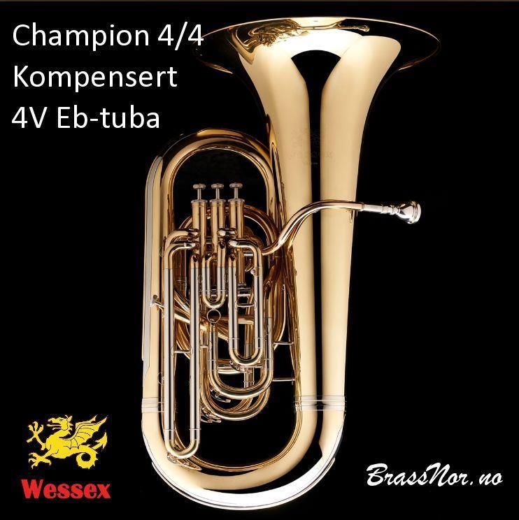Wessex Eb-tuba Champion lakkert
