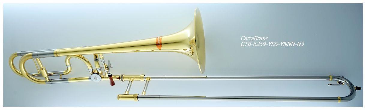 Trombone B/F CTB-6259-GSS-YNNN-N3