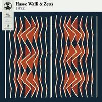 WALLI HASSE & ZEUS: POP-LIISA 16-RED LP