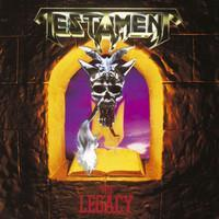 TESTAMENT: THE LEGACY-LIMITED GREEN LP