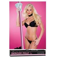 Private Dancer Rosa Strippstång Set