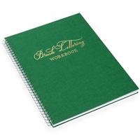 Brush Lettering Workbook Grønn