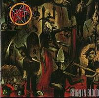 SLAYER: REIGN IN BLOOD-USA IMPORT LP