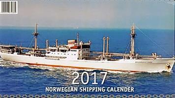 Norwegian Shipping Calendar 2017
