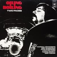 OILING BOILING: TWO FACES LP CLEAR