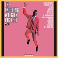 PICKETT WILSON: THE EXCITING WILSON PICKETT-MONO LP