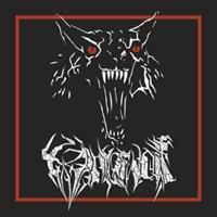 WINTERWOLF: LYCANTROPIC METAL OF DEATH-RED LP