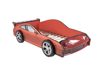 Urban Racing King Car säng röd