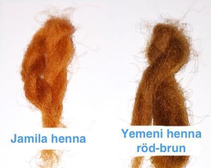 Yemeni henna, mörkt rödbrun100 gram