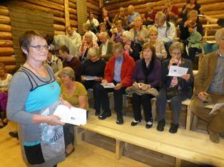 Foredrag i Ulsrud