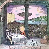 WIGWAM: NUCLEAR NIGHTCLUB-LTD. EDITION GREEN LP