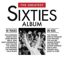 GREATEST SIXTIES ALBUM 4CD