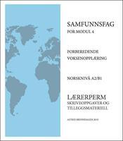 Samfunnsfag FVO modul 4 - Lærerperm