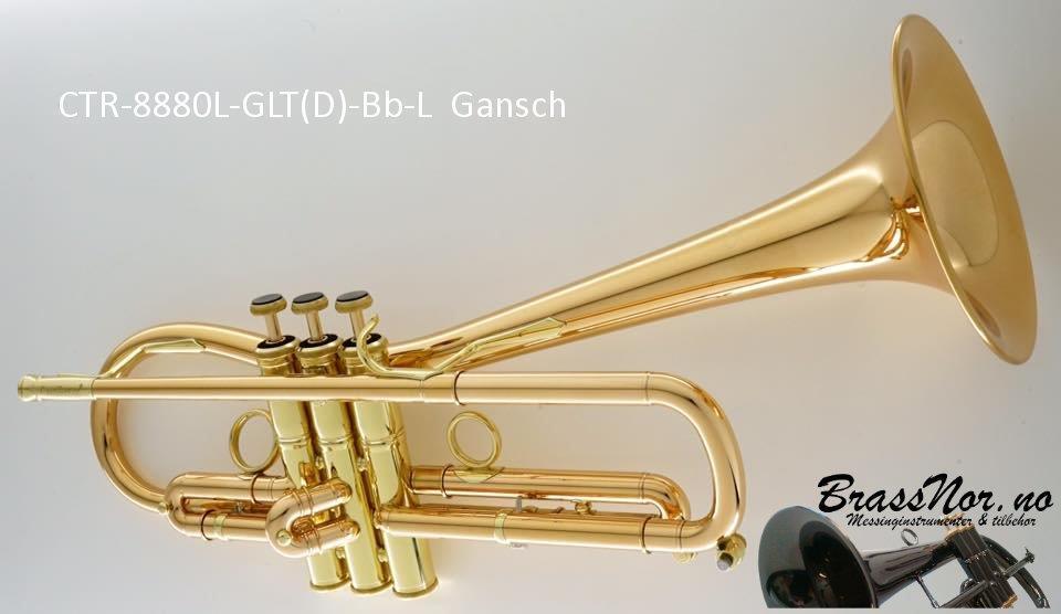 """Trompet-""""Gansch bell""""-Lakkert"""