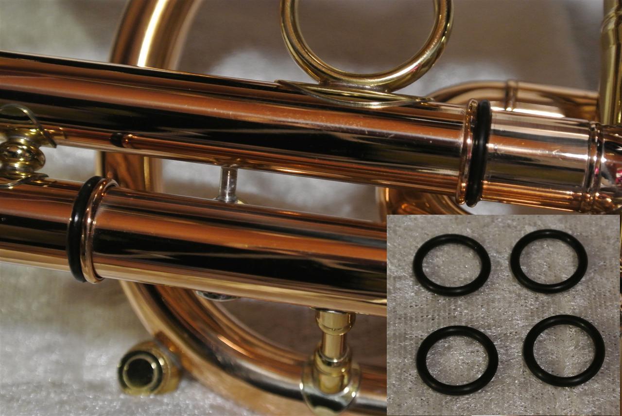 O-ring for triggerbøyler sett 4 stk