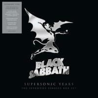 BLACK SABBATH: SUPERSONIC YEARS-THE SEVENTIES SINGLES BOX SET 10x7