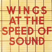 MCCARTNEY PAUL & WINGS: WINGS AT THE SPEED OF SOUND