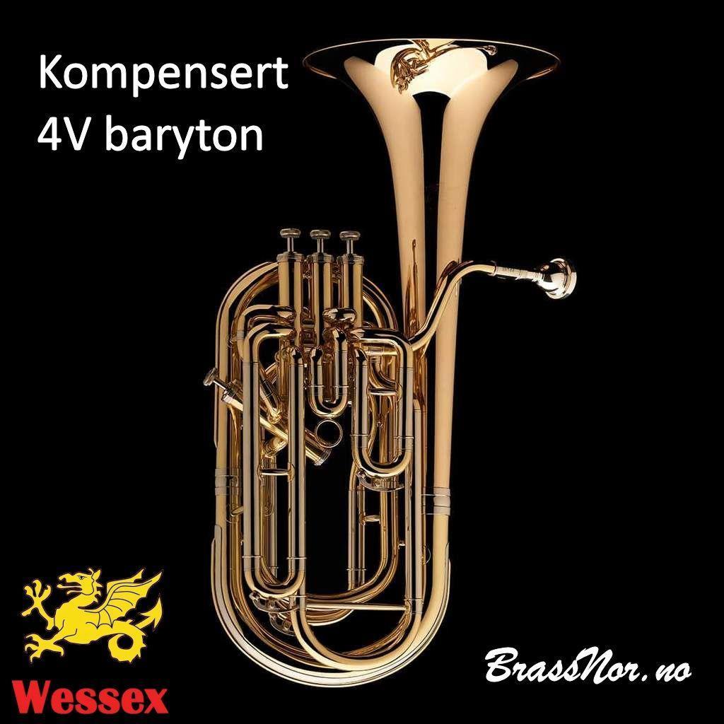 Wessex BR144 Baryton 4-v lakkert