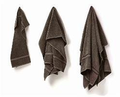 Handduk grå 50 X 70 cm