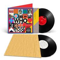 WHO: THE WHO-INDIE EXCLUSIVE 2LP