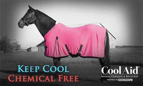 Keep Cool med nya CoolAid®
