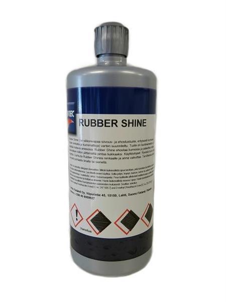 Rubber Shine 1L - Kumien siivous ja ehostus
