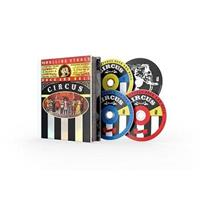 ROLLING STONES: ROCK AND ROLL CIRCUS-DELUXE 2CD+BLU-RAY+DVD