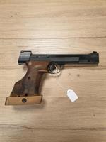 Pistol Hämmerli 215, .22lr (BEG)