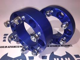Spacer 50 mm 6/139,7 cb 110 M12x1,5