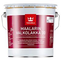 MAALARIN VALKOLAKKA 30 PH 0,9L