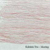 KALMISTO TRIO: MEETING