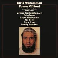 MUHAMMAD IDRIS: POWER OF SOUL LP