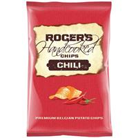 Roger's Handcooked Chips Chili 150g