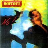 BOYCOTT: NO!-KÄYTETTY LP